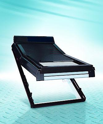 Aussenrolladen Außenrollladen für Dachfenster Skylight Premium + TRIUMPH 5000 HL