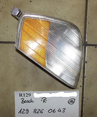 Blinker 1298260643 rechts Bosch R129 SL Mercedes