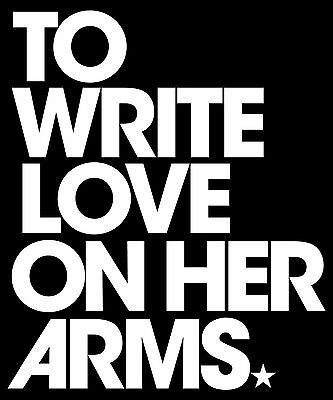 49a2b4bd3 To Write Love On Her Arms   eBay For Charity