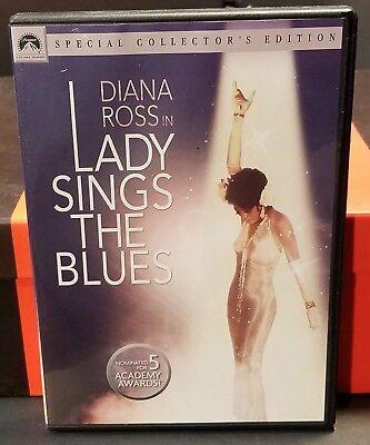 Diana Ross, Billy Dee Williams & Richard Pryor in Lady Sings the Blues DVD (Billy Dee Williams Lady Sings The Blues)