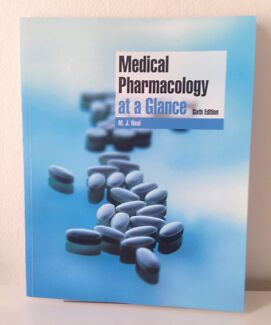 SELLING: Medical Pharmacology at a Glance-6 Edition-M.J.Neal-FREE POST Bankstown Bankstown Area Preview