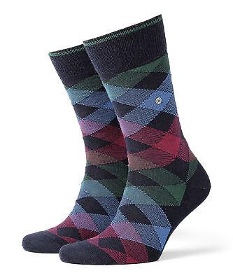 Burlington Newcastle Socken Herren Anderes Muster One size fits all (Gr. 40-46)