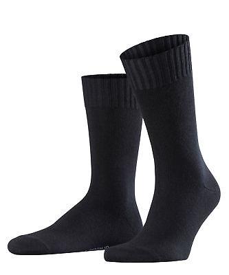 FALKE Denim.ID Socken Herren Uni mit Schurwolle und Kaschmir
