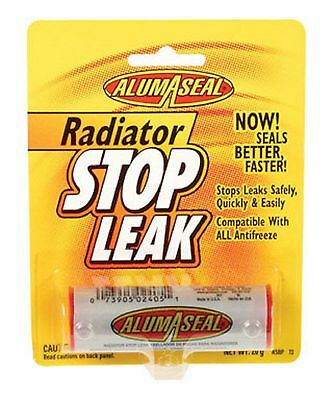 ALUMASEAL Worlds Best Radiator Stop Leak Sealer ASBPI12 For Car,