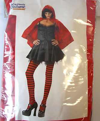 Little Dead Riding Hood Costume (Little Dead Riding Hood Adult Costume 6-8)