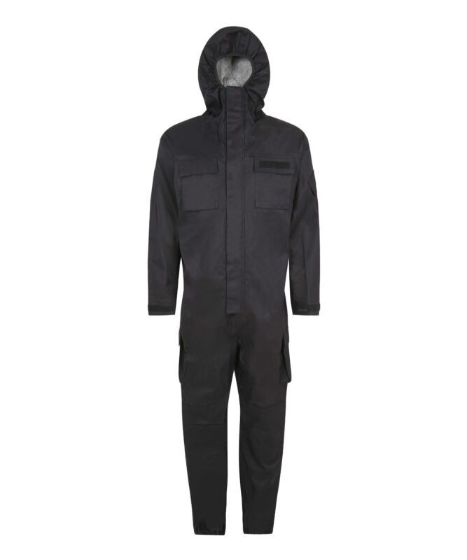 Remploy Ex Police SAS Army Civil Responder CBRN Waterproof Breathable Coverall