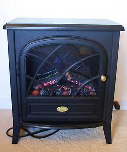 Dimplex Wood Fire Effect Blow Heater Stirling Adelaide Hills Preview
