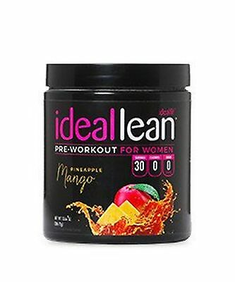 IdealLean, Best Pre Workout For Women - Energy Boost, Increase Training