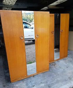 Mirrored wardrobes Karoola Launceston Area Preview