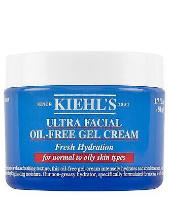 Kiehl's Ultra Facial Oil-Free Hydrating Gel Cream 125ml – NEW