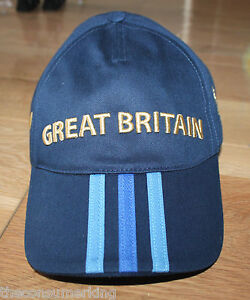 Adidas Team GB Olympics cap - brand new with tags