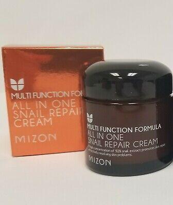 [Mizon] All in One Snail Repair Cream 75ml + Free Sample // US Seller (Mizon All In One Snail Repair Cream 75ml)