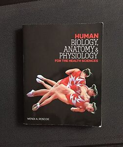 Pre-Health Science Textbooks - Fanshawe College