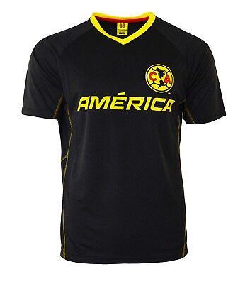 New Club America Jersey Training Mens Aguilas del america FMF Mexico Navy yellow (Club America Jerseys)
