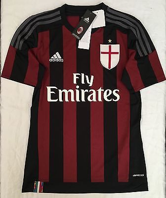 430f79520b480 Clothing - Ac Milan Jersey - Trainers4Me