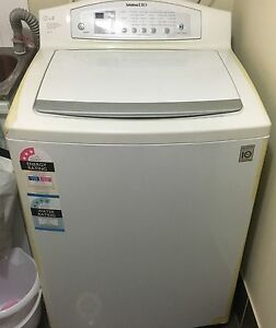 LG TurboDrum Washing Machine Pennant Hills Hornsby Area Preview