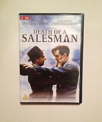 Death Of A Salesman (DVD, 2009) is in Very Good Condition