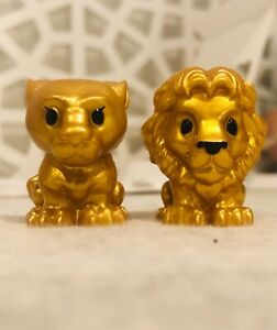 Rare Golden Lion King Ooshies