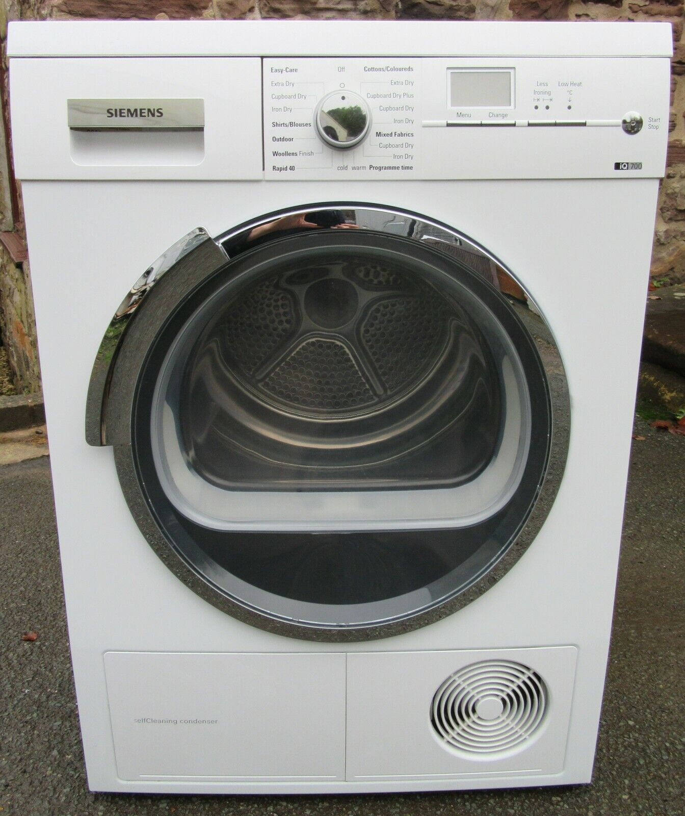 Siemens IQ700 WT46W566GB, A++ ENERGY HEAT PUMP dryer, 12M warranty!* RRP £899 *5
