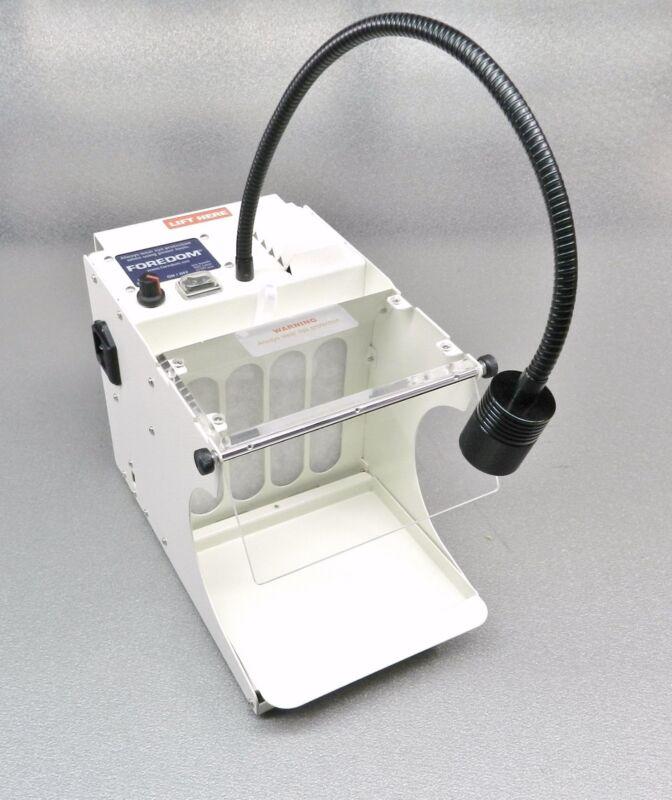Foredom Dust Collector Filter Hood 110/220v Motor for Grinding -Polishing MAFH25