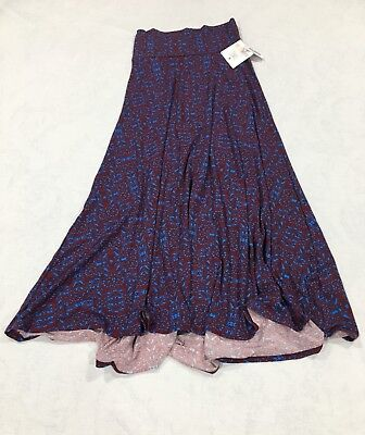 NWT - LuLaRoe Maxi Skirt - (Size S)