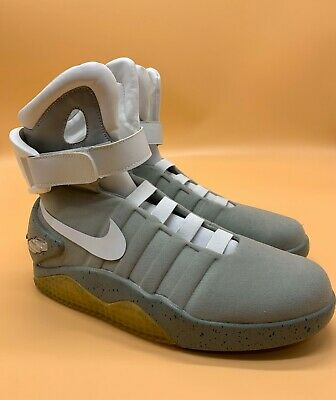 EL Panels Ankle Sole Air Mag Shoes DIY Marty Mcfly Lighting Parts Strap