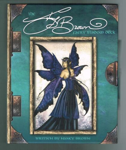 The Amy Brown Faery Wisdom Deck - Divination Deck