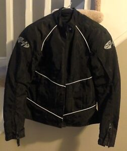 Joe Rocket woman's small 3 in one motorcycle jacket