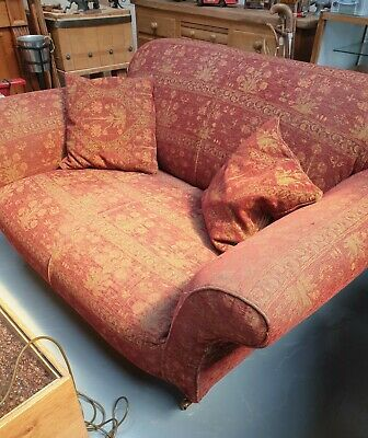 Vintage 2 Seater Sofa Settee