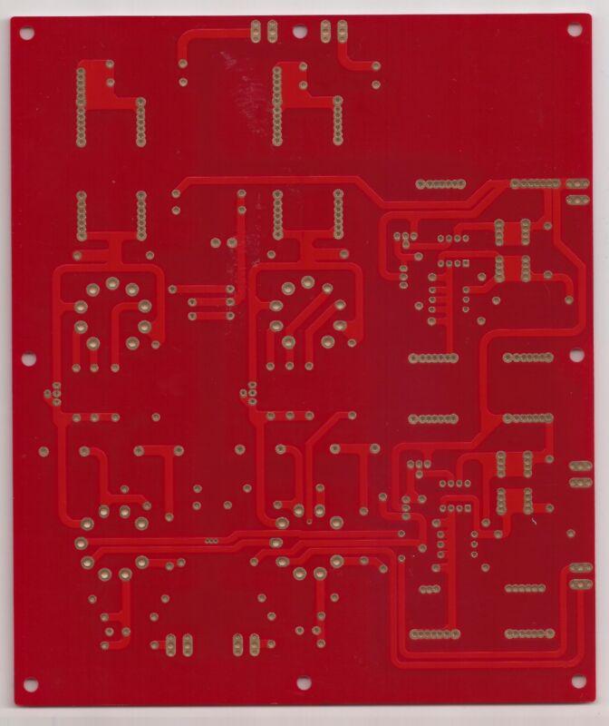 Tube pre-amplifier stereo SP-10 premium grade PCB !