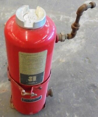 Ansul 101 Dry Chemical Fire Control System Model 30 25lb Capacity