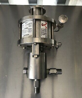 Monkey Pumps M50-rebuilt Orangutan Tuff Monkey Stainless Chemical Pump New