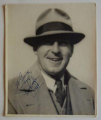"""Harry """"Lighthorse"""" Cooper Original Signed Period Portrait"""