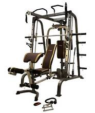 SMITH MACHINE WITH FID BENCH  PREACHER + EOFYS SALE NOW ON ! Joondalup Joondalup Area Preview