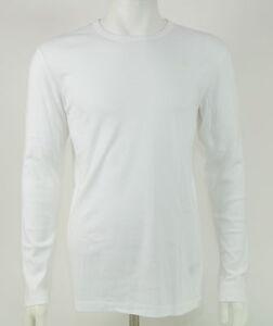 G-Star-Camiseta-Cuello-Redondo-Manga-Larga-8753-124-110-blanco-blanco
