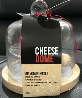 Cheese Dome Set (from Kmart)