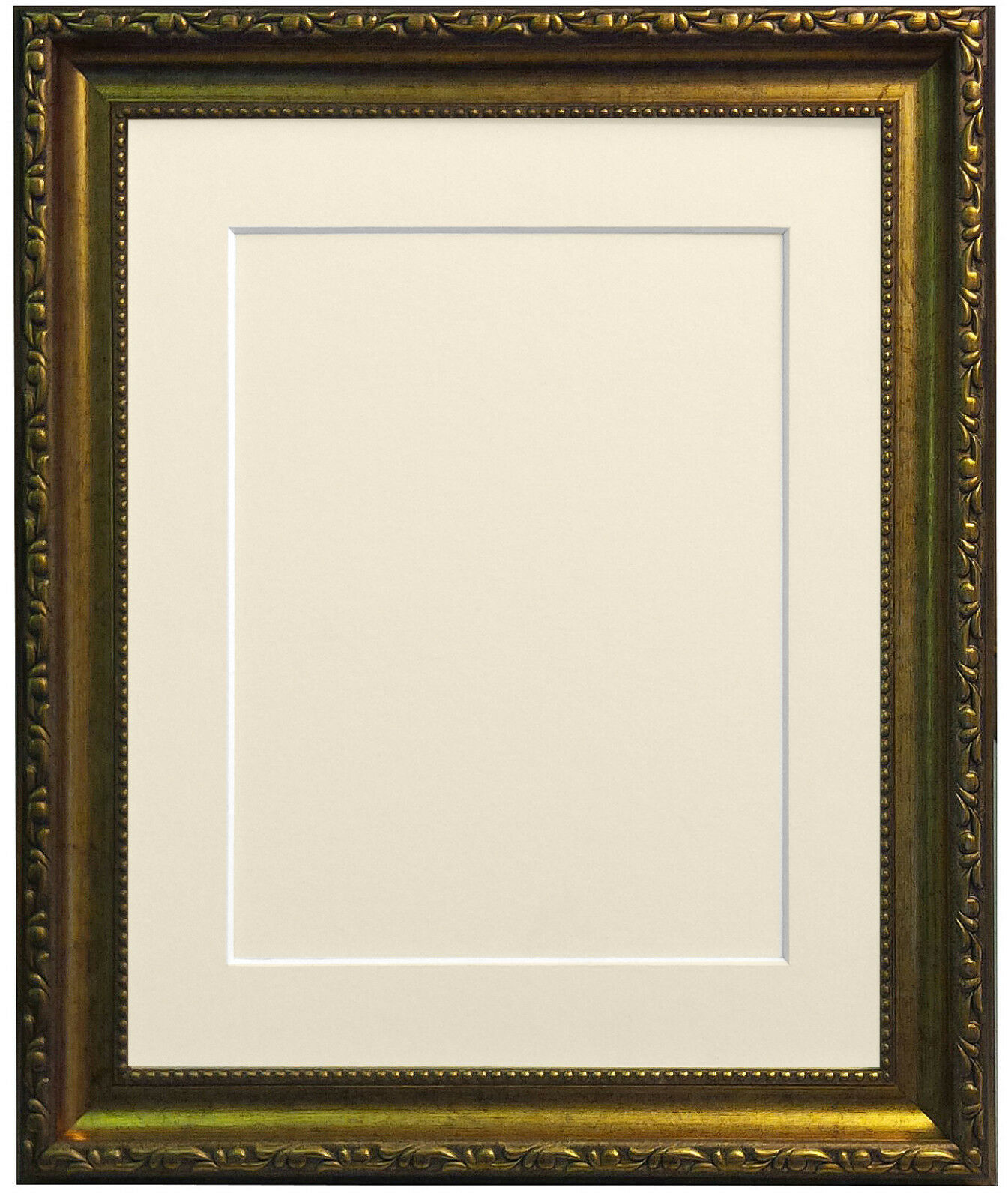 5e2d0f41586 Details about Shabby Chic Gold Picture Photo Frames Mount and Backing  Boards Various Colours