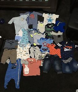 Baby boys bulk clothes 000 Maryland Newcastle Area Preview