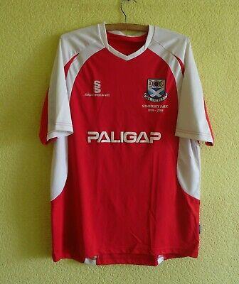 Surridge AYR United Football Club Somerset Park 1988-2009 Jersey L image