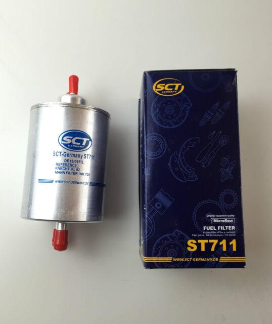 FUEL FILTER SCT GERMANY W202 W203 C208 C209 W210 W463 W220 C215 R129 R230