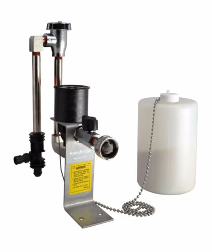Hydrominder 515 Low volume unit w/ Siphon Breaker & Mounting Bracket (1.5 GPM)