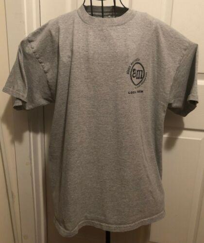 Alanis Morissette Supposed Former Infatuation... RARE Local Crew t-shirt