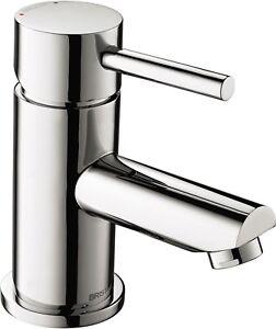 BRISTAN BLITZ BASIN MIXER TAP + CLICKER WASTE CHROME MONO NEW BATHROOM BTZ BAS C