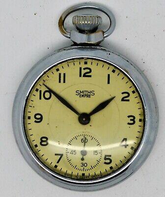 Vintage Smiths Empire pocket watch