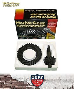 VE VF Holden Commodore & HSV Motive Gear 3.9 Diff Gears Ring Pinion Set V8 & V6