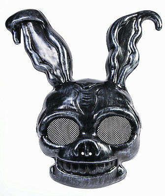 Dark Bunny Rabbit Frank Donnie Darko Adult Half Mask - Rabbit Half Mask