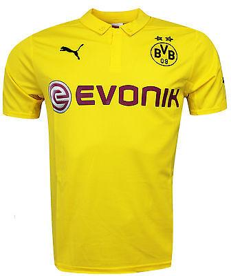 Puma BVB Borussua Dortmund Replica Mens Football Shirt Sports 745889 01 UA101