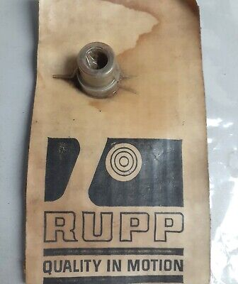 """568 VINTAGE RUPP RMX MINI-BIKE MINICYCLE DECAL ABOUT 10/"""" X 7/"""" NEW N.O.S"""