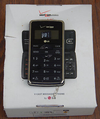 Verizon enV2 VX9100 Side Flip with Qwerty KeyBoard, Bluetooth and 2gb sd card