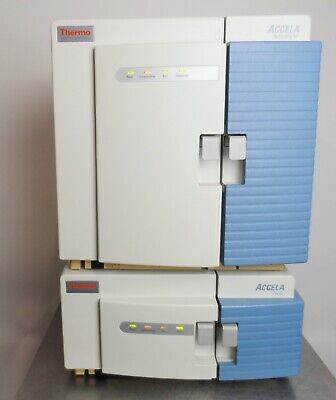 Thermo Scientific Accela Hplc Autosampler Quaternary Pump System.